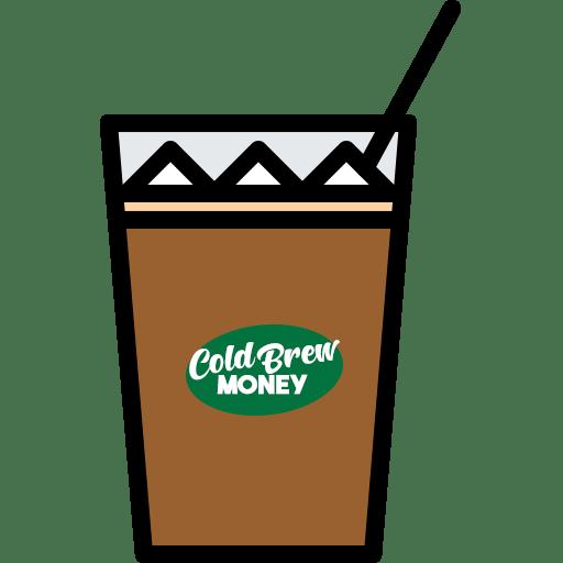 Cold Brew Money Favicon
