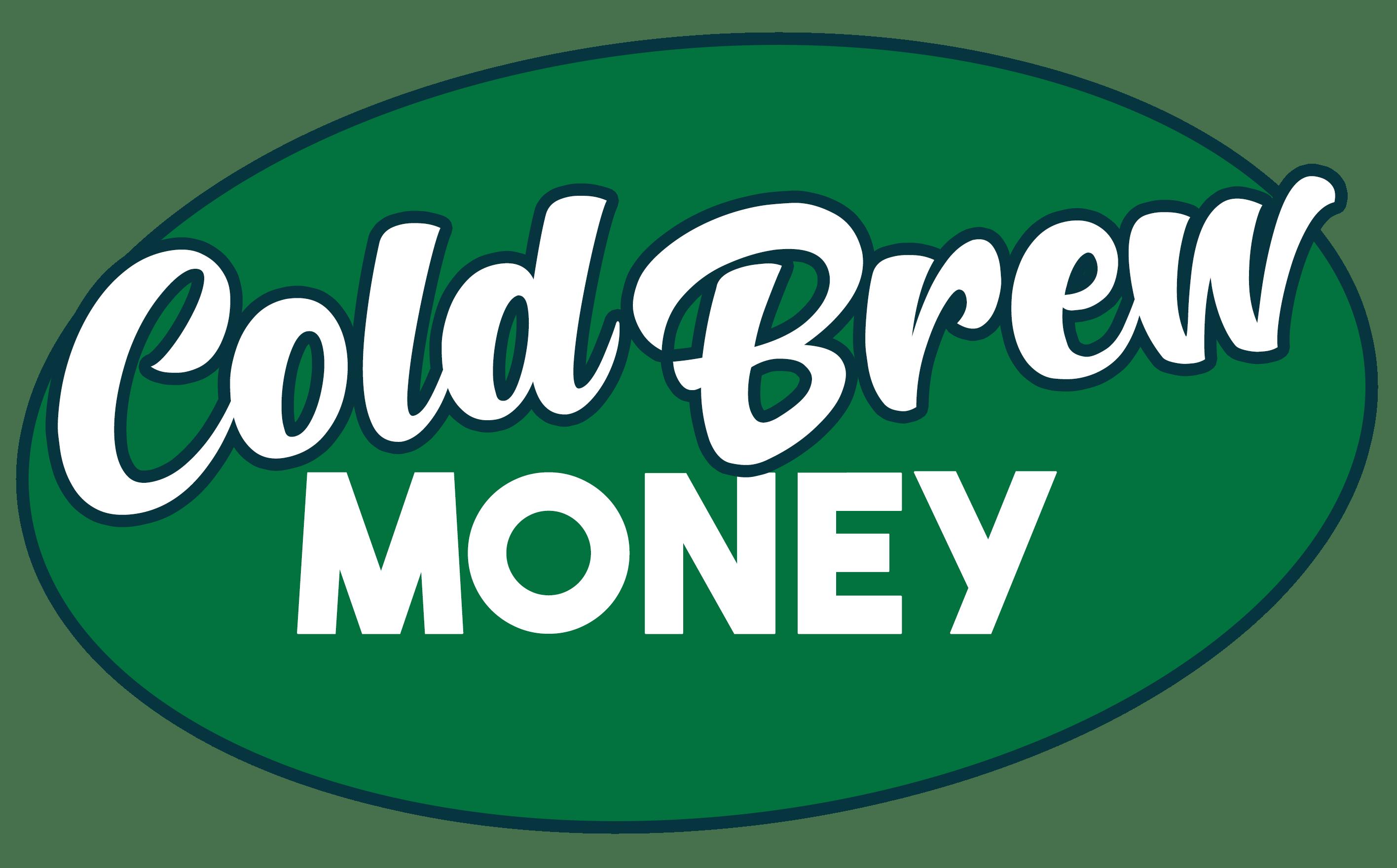 CBM - Cold Brew Money Logo